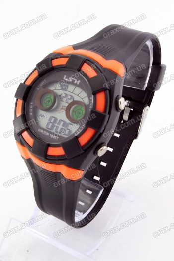Купить Спортивные наручные часы LSH (код: 17727)