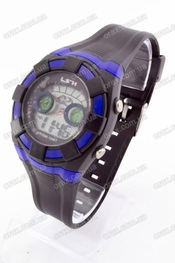 Купить Спортивные наручные часы LSH (код: 17728)