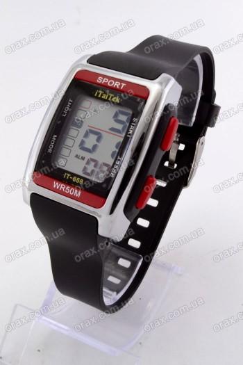 Купить Спортивные наручные часы iTaiTek Sport (код: 17733)