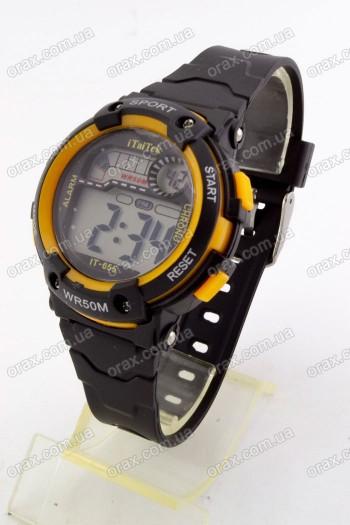 Спортивные наручные часы iTaiTek Sport (код: 17750)