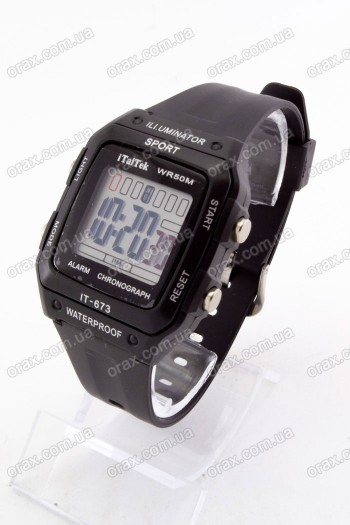 Спортивные наручные часы iTaiTek Sport (код: 17755)