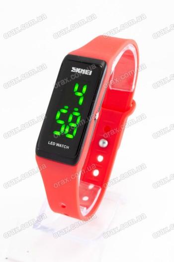 Наручные led часы Skmei  (код: 17876)