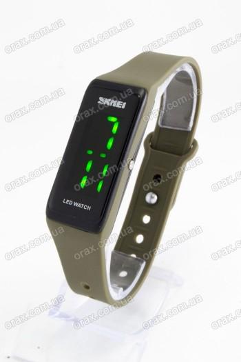 Наручные led часы Skmei  (код: 17879)