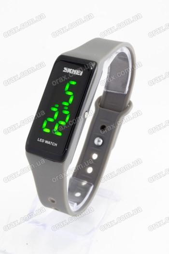 Наручные led часы Skmei  (код: 17880)