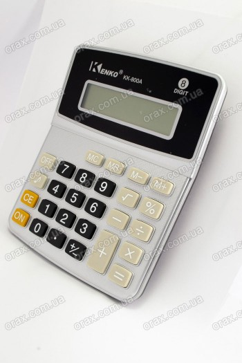 Купить Настольные калькуляторы Kenko KK-800A (код: 18137)