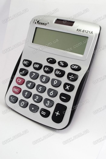 Купить Настольные калькуляторы Kenko KK-8121A (код: 18140)
