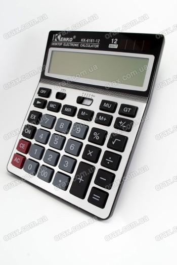 Настольные калькуляторы Kenko KK-6161-12 (код: 18141)