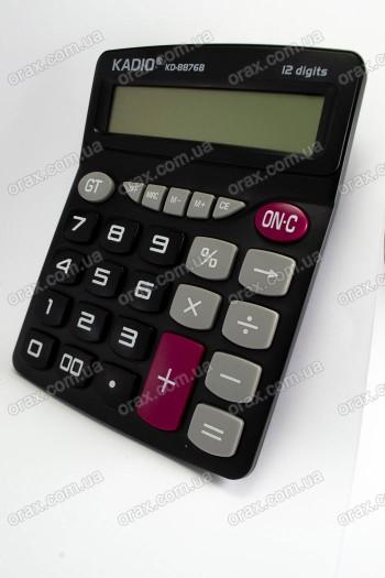 Купить Настольные калькуляторы Kadio KD-8876B (код: 18144)