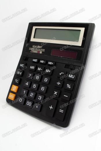 Настольные калькуляторы EC SDC-888T (код: 18149)