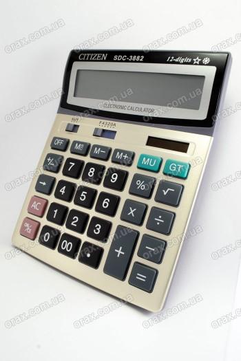 Настольные калькуляторы Citizen SDC-3882 (код: 18151)