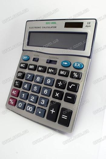 Настольные калькуляторы EC SDC-999L (код: 18152)