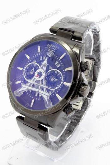Мужские наручные часы Tag Heuer Carrera (код: 18156)