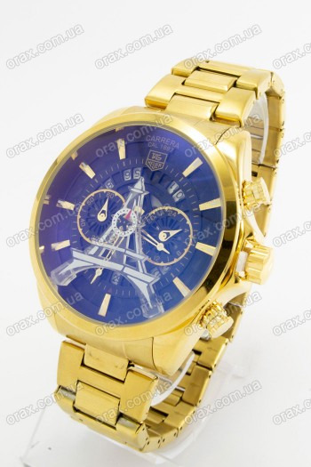 Мужские наручные часы Tag Heuer Carrera (код: 18160)