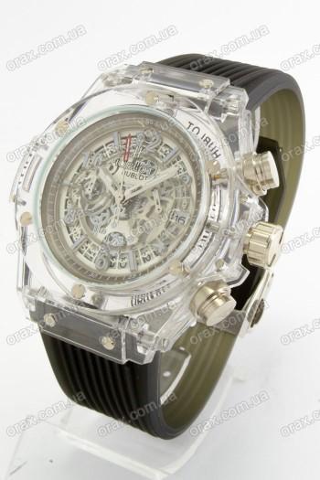 Купить Механические наручные часы Hublot  (код: 18181)