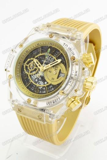 Купить Механические наручные часы Hublot  (код: 18186)