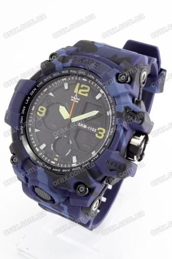 Купить Спортивные наручные часы Skmei 1155B (код: 18313)