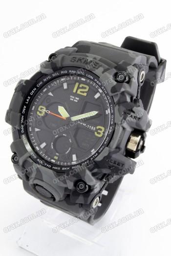 Купить Спортивные наручные часы Skmei 1155B (код: 18314)