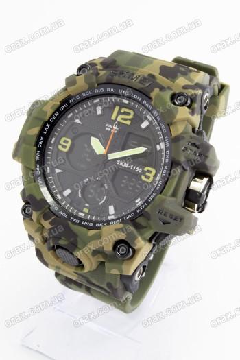 Купить Спортивные наручные часы Skmei 1155B (код: 18315)