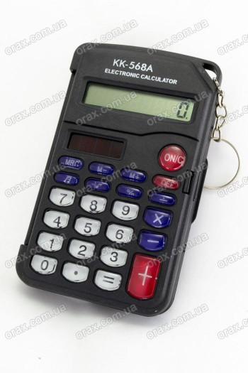 Карманный калькулятор EC KK-568A (код: 18409)