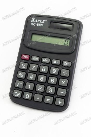 Карманный калькуляторй Karce KC-888 (код: 18410)