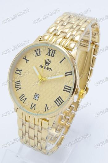 Купить Мужские наручные часы Rolex  (код: 18413)