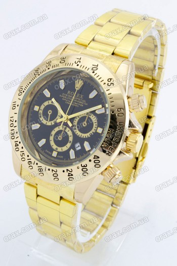 Мужские наручные часы Rolex (код: 18421)