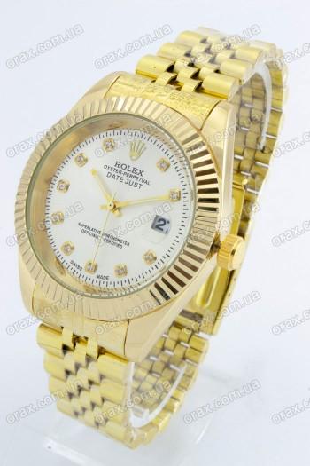 Купить Мужские наручные часы Rolex Date Just 2188 (код: 18426)