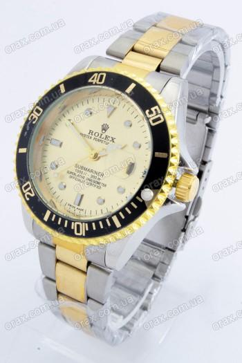 Мужские наручные часы Rolex (код: 18429)