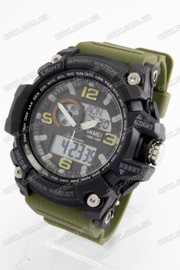 Спортивные наручные часы Skmei (код: 18435)