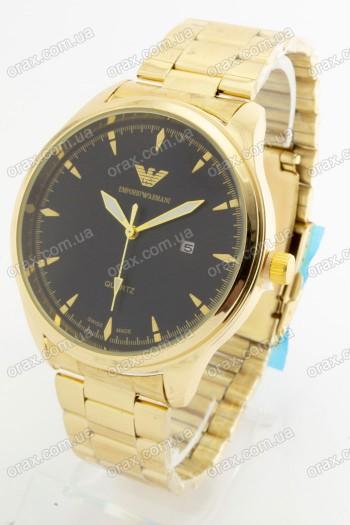 Мужские наручные часы Emporio Armani (код: 18631)