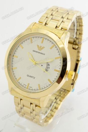 Мужские наручные часы Emporio Armani (код: 18637)