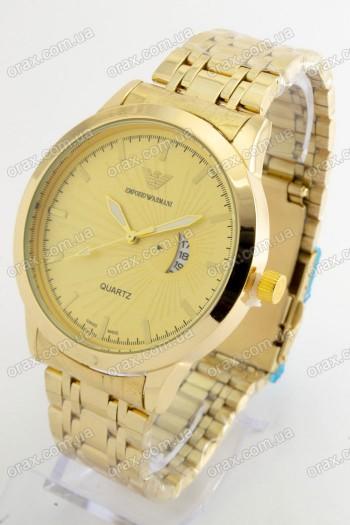 Мужские наручные часы Emporio Armani (код: 18638)