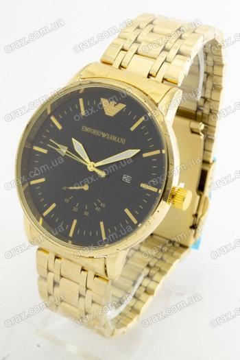 Мужские наручные часы Emporio Armani (код: 18641)