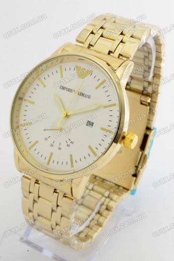 Мужские наручные часы Emporio Armani (код: 18642)