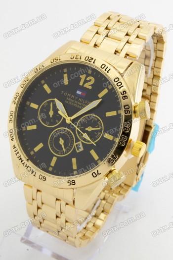 Купить Мужские наручные часы Tommy Hilfiger T107 (код: 18645)