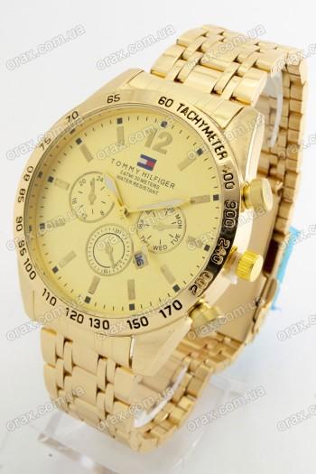 Купить Мужские наручные часы Tommy Hilfiger T107 (код: 18647)