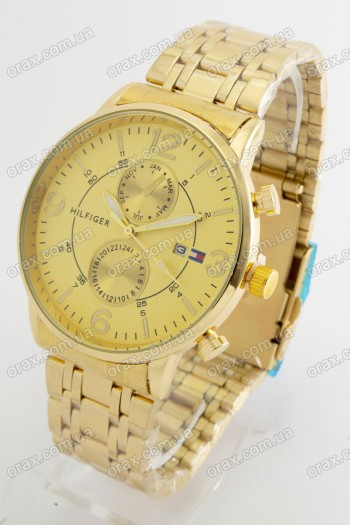 Купить Мужские наручные часы Tommy Hilfiger T110 (код: 18652)