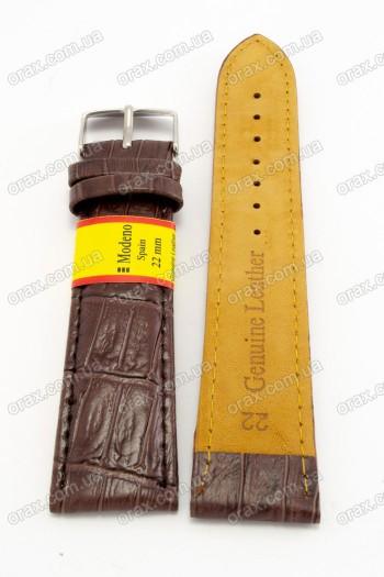 Кожаный ремешок Modeno Spain  (код: 18690)