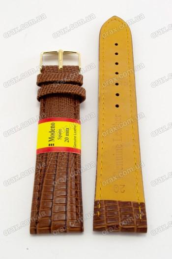 Кожаный ремешок Modeno Spain  (код: 18691)