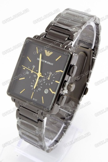 Мужские наручные часы Emporio Armani (код: 18941)