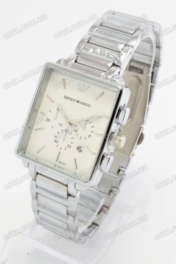 Мужские наручные часы Emporio Armani (код: 18943)