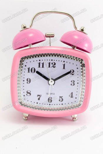 Настольные часы будильник   (код: 19125)