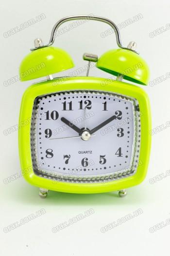 Настольные часы будильник   (код: 19126)