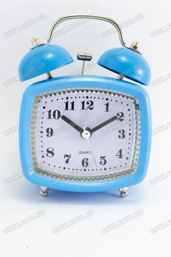 Настольные часы будильник   (код: 19127)