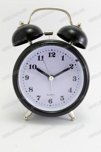 Настольные часы будильник   (код: 19128)