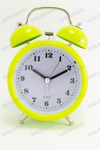 Настольные часы будильник   (код: 19130)