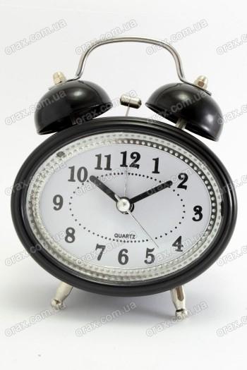 Настольные часы будильник   (код: 19132)