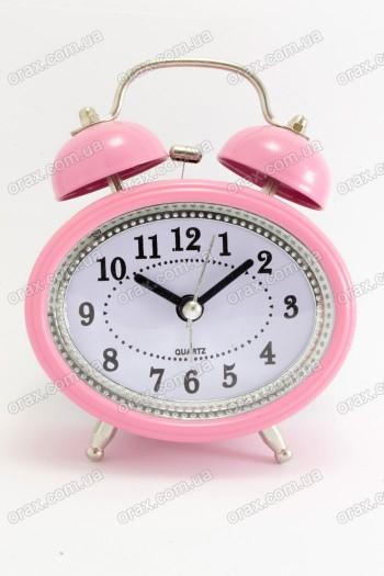 Настольные часы будильник   (код: 19134)
