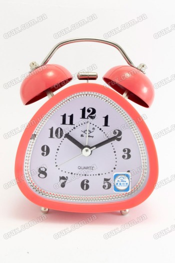 Настольные часы будильник Bo Sheng  (код: 19138)