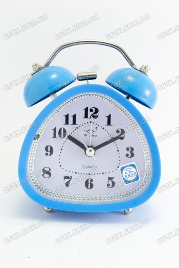 Настольные часы будильник Bo Sheng  (код: 19140)